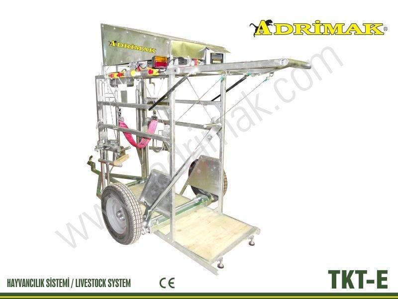 Elektrikli Tırnak Kesme Arabası(Travay)